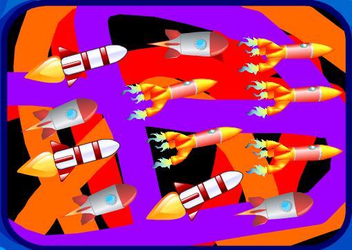 הציור של כוכבית דיגמי 7