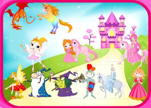 הציור של ספיר הנסיכה! 0