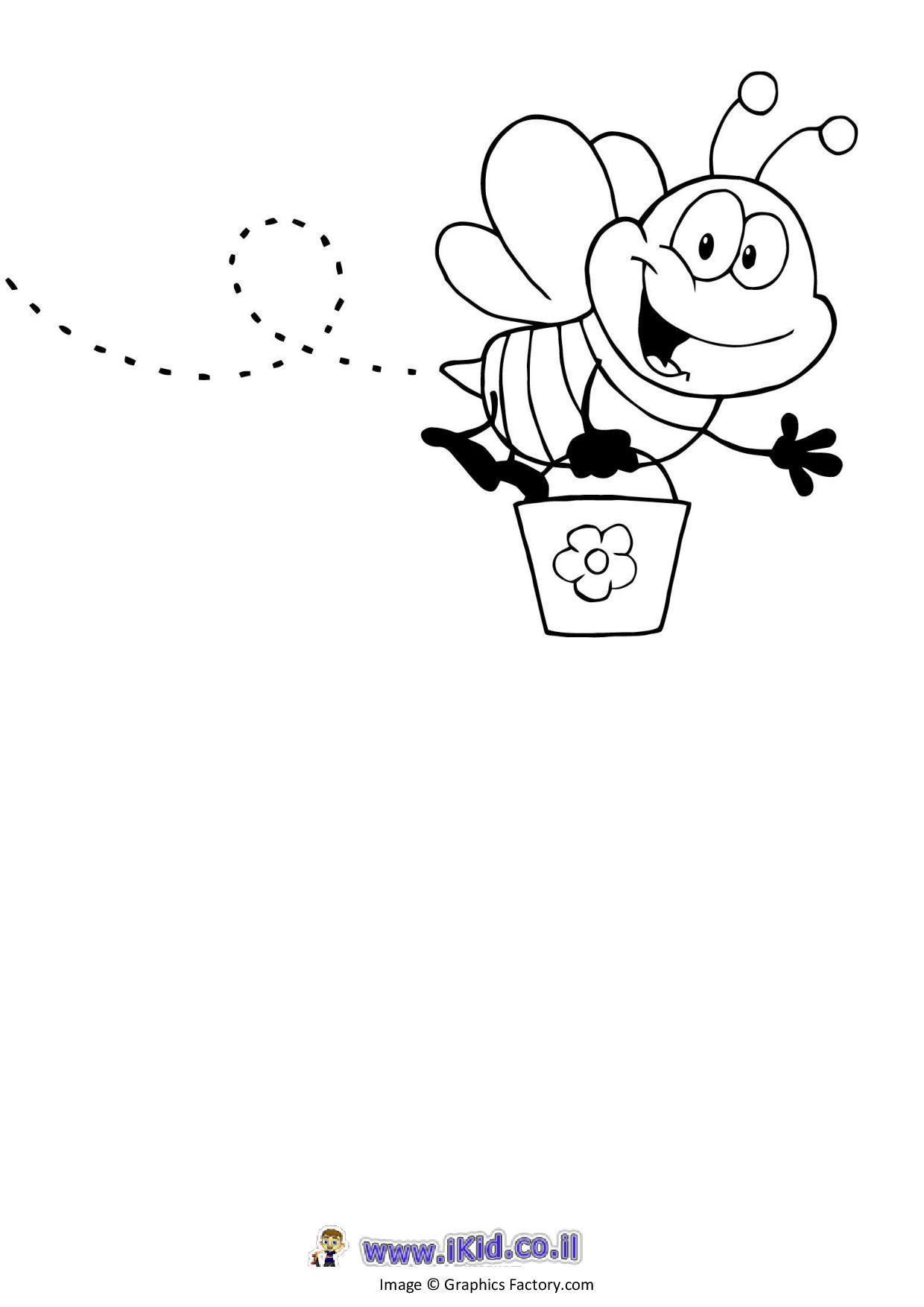 דבורה מעופפת