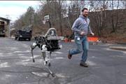 רובוט הכלב המכני