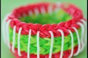 גומילום - איך להכין צמיד פסים