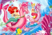 בת הים הקטנה וסוס הים