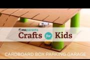 איך להכין חניון למכוניות צעצוע