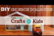 איך להכין בית בובות