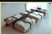 רעיונות יצירתיים לעטיפת מתנה