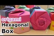 איך להכין קופסת מתנה בצורת שושנה
