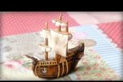פלסטלינה - ספינת פיראטים