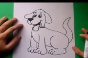 איך מציירים כלבלב
