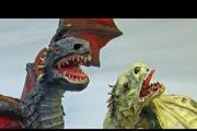איך ליצור דינוזאור מעיסת נייר