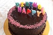 קישוט עוגת יום הולדת