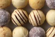 כדורי שוקולד מצופים