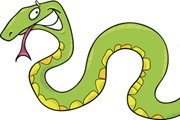 הנחש הגדול והמפחיד