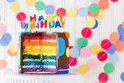 עוגת יום הולדת מושלמת