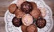 קייק פופס שוקולד ללא תבנית מיוחדת