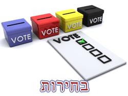 בחירות ודמוקרטיה